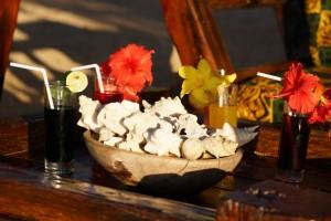 Milele Villas Sansibar  Happy Hour