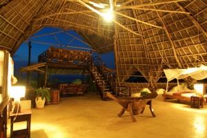Villa Lisa African Lounge Sunset Terrasse