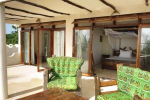 Sansibar Villa Tatu Doppelzimmer