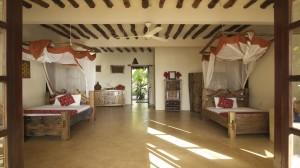 Sansibar Villa Lisa Zweibettzimmer