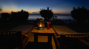 Sansibar Villa Lisa Abendstimmung