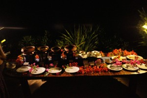 Milele Villas Sansibar Grill-Buffet
