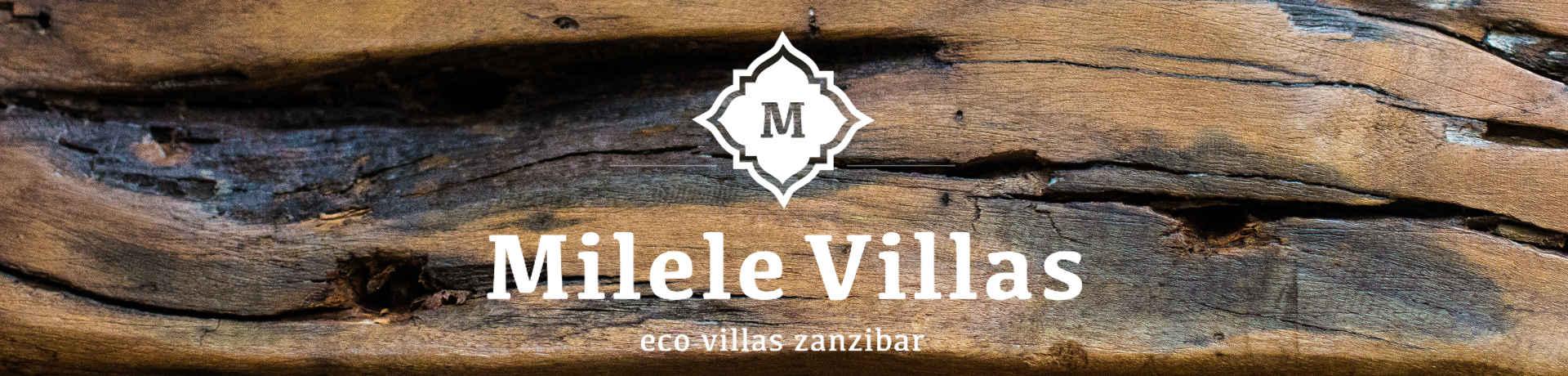 Milele Villas - Private Strand Villa Sansibar